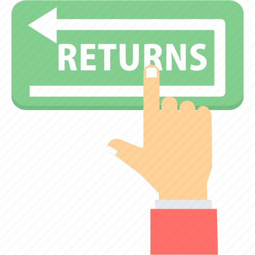 return, returns icon