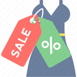 and, discount, label, price, sale, tag icon