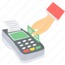 atm, card, machine, method, pay, payment icon