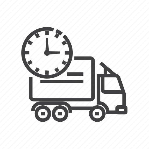 delivery, shipping, transport, vehicle icon