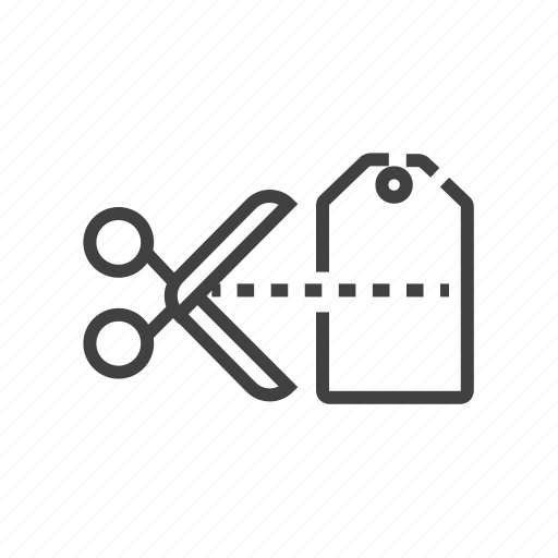 coupon, discount, label, offer, sale icon