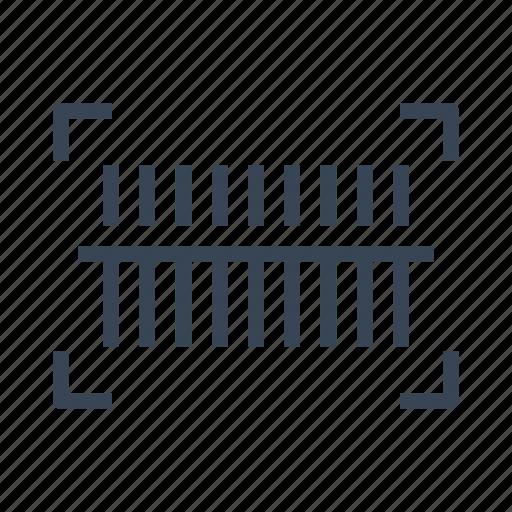 bar, barcode, code, scan, scanner icon