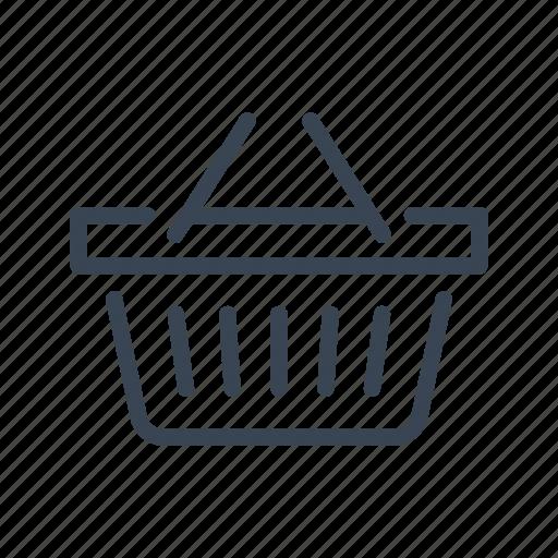 basket, buy, ecommerce, online, shopping icon