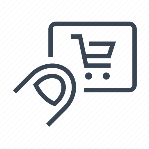 buy, click, ecommerce, online, shopping icon