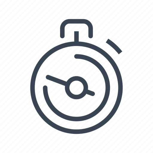sales, shopping, stopwatch, timer icon