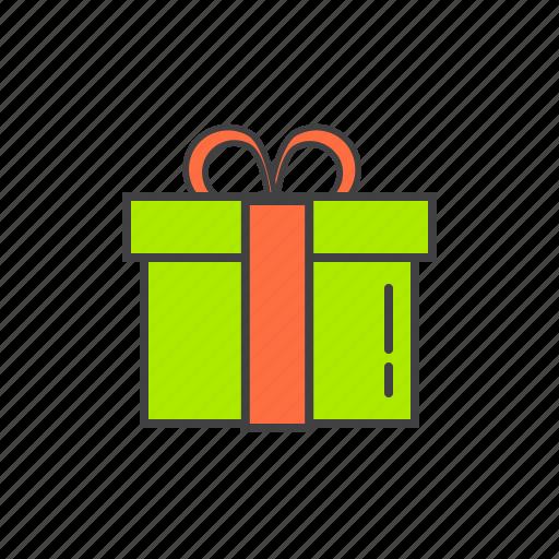 box, celebration, gift, giftbox, present icon