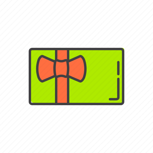coupon, discount, giftcard, voucher icon