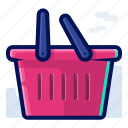 basket, commerce, ecommerce, shop, shopping icon
