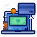 commerce, ecommerce, online, payment, shopping icon