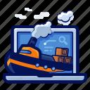 commerce, ecommerce, online, ship, shipment, shopping icon