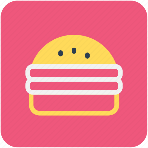 bake food, burger, dessert, pie, sweet pie icon