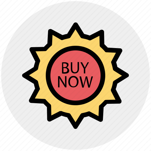 buy, ecommerce, label, new, shopping, tag icon
