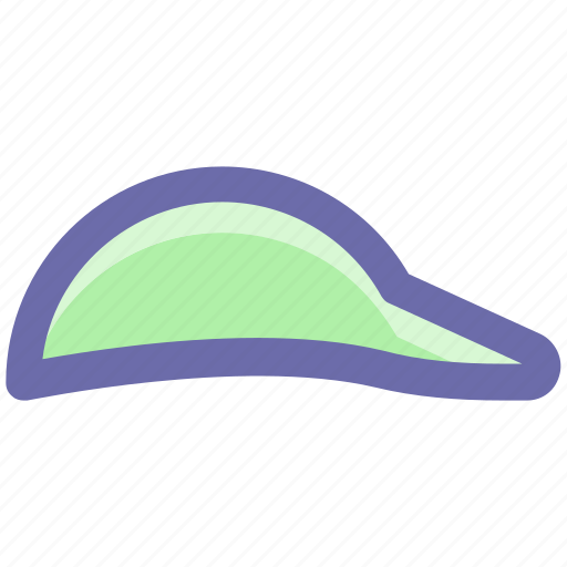 baseball cap, cap, hat, sports cap, worker icon