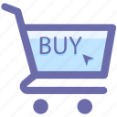 basket, buy arrow, buy cart, cart, ecommerce, shopping icon