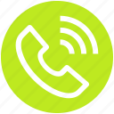 call, phone, receiver, talking, telephone icon