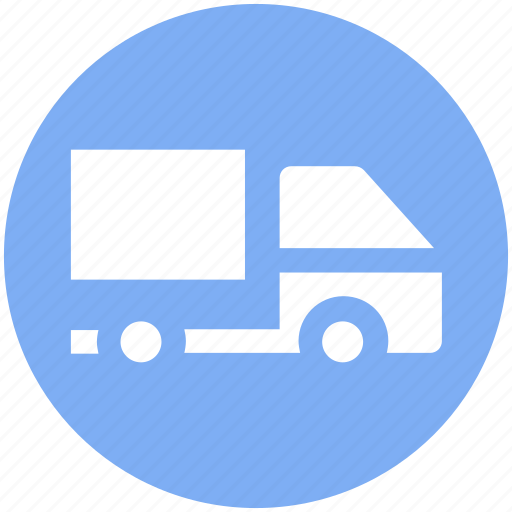 Delivery, lorry, shipping, transportation, truck icon - Download on Iconfinder