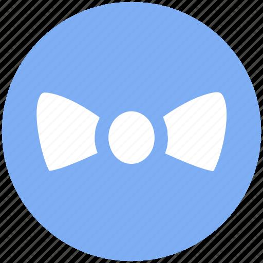 bow, casual, clothes, fashion, man, tie icon