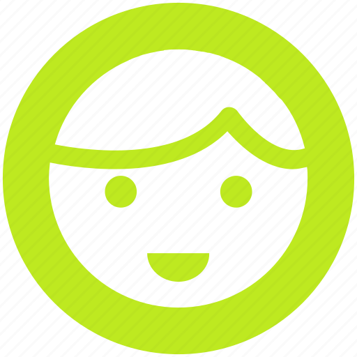 baby, boy, child, face, smile icon