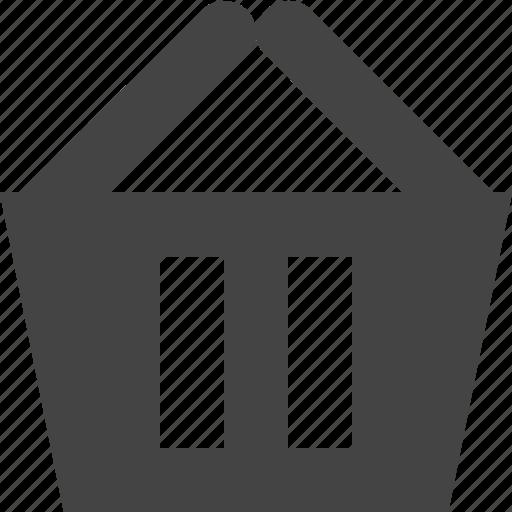 basket, checkout, ecommerce, shopping icon