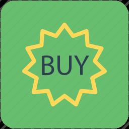 buy button, buy label, buy sticker, buy tag, online buy icon