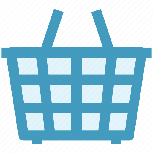 basket, clothes basket, curb, ecommerce, shopping, shopping basket icon