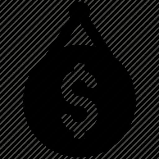board, currency, dollar, dollar board, signboard icon