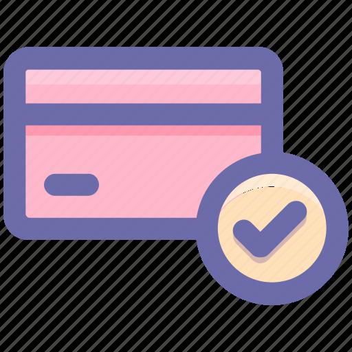 atm card, card, check, credit, credit card, debit card icon