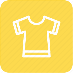clothes, clothing, fashion, shirt, summer wear, t-shirt icon