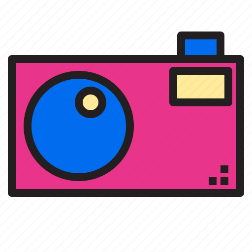 camera, ecommerce, internet, online, payment, shopping icon