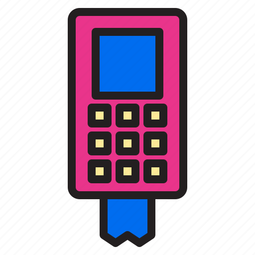 card, ecommerce, internet, machine, online, payment, shopping icon
