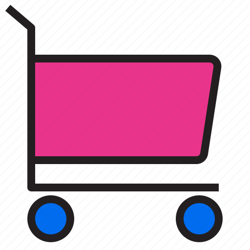 cart, ecommerce, internet, online, payment, shopping icon
