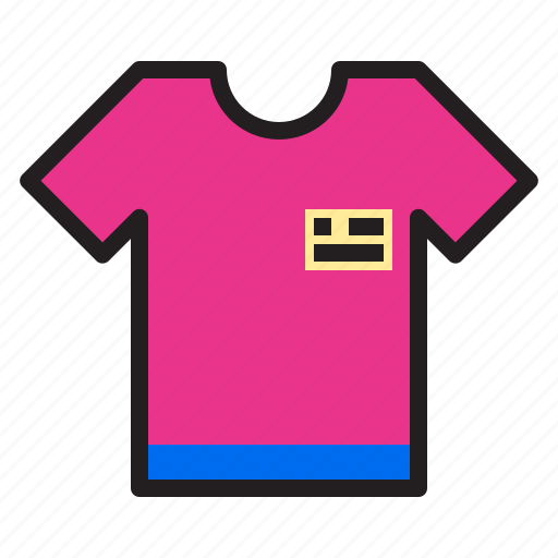 ecommerce, internet, online, payment, shirt, shopping icon