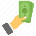 capital, cash, investment, money, savings icon