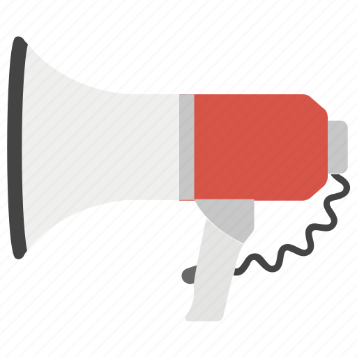Announcement, bullhorn, marketing, megaphone, promotion icon - Download on Iconfinder