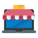 computer, ecommerce, market, shopping icon