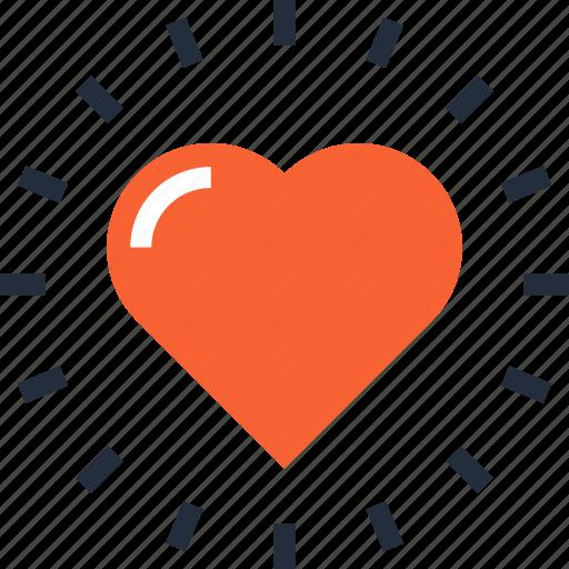 day, favorite, heart, like, love, medicine, valentine icon