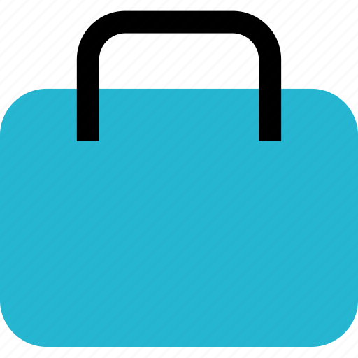 briefcase, case, online, sales, shop icon