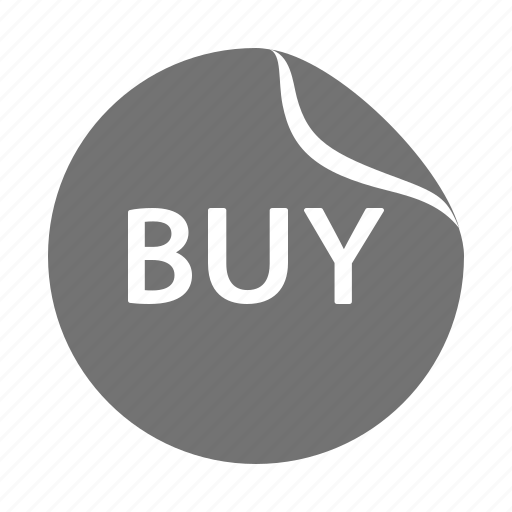buy, ecommerce, label, shop, sticker icon