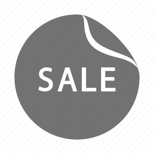 label, retail, sale, sticker icon