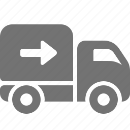 delivery, logistics, order, shipment, shipping, truck icon