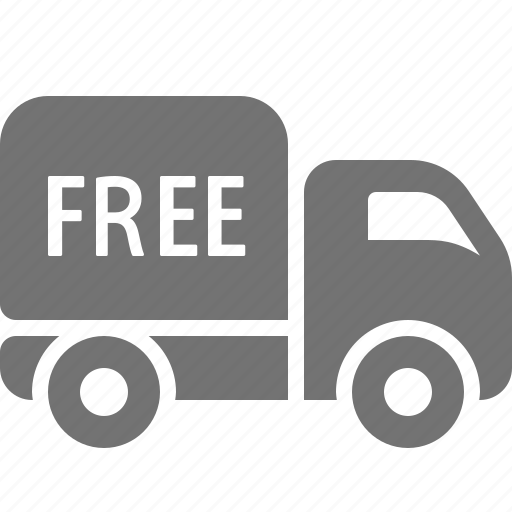 Free Home Delivery Icon Delivery, free, logist...