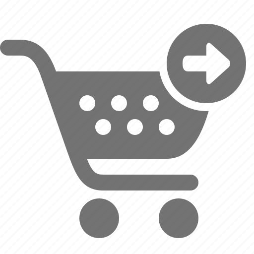 buy, cart, checkout, go, retail, shopping, store icon