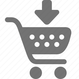 add, buy, cart, commerce, retail, shop, shopping icon