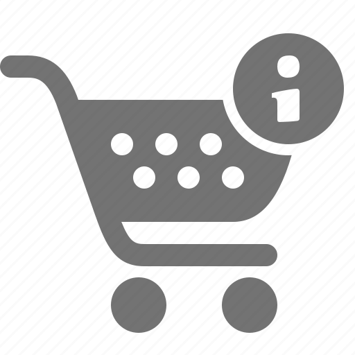 buy, cart, help, info, information, order, shopping icon