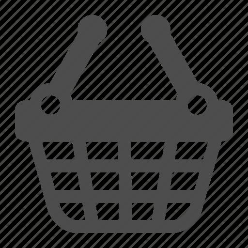 basket, buy, buying, cart, commerce, groceries, online icon