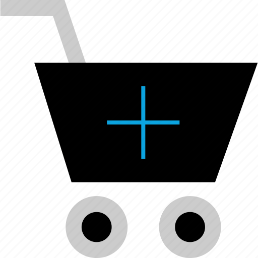 add, cart, shopping, to icon