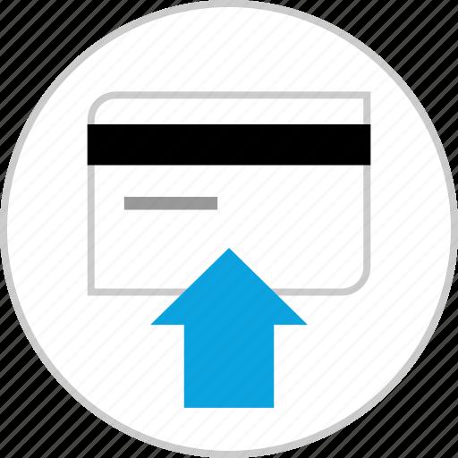credit, money, transaction icon