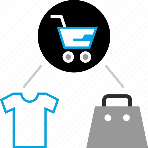 experience, online, shopping, ux icon
