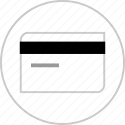 card, credit, debit, pay icon