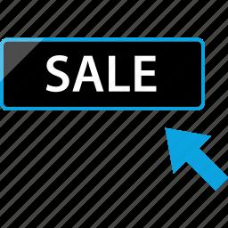blackfriday, event, online, sale icon